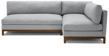 arwen corner sectional clearview ice