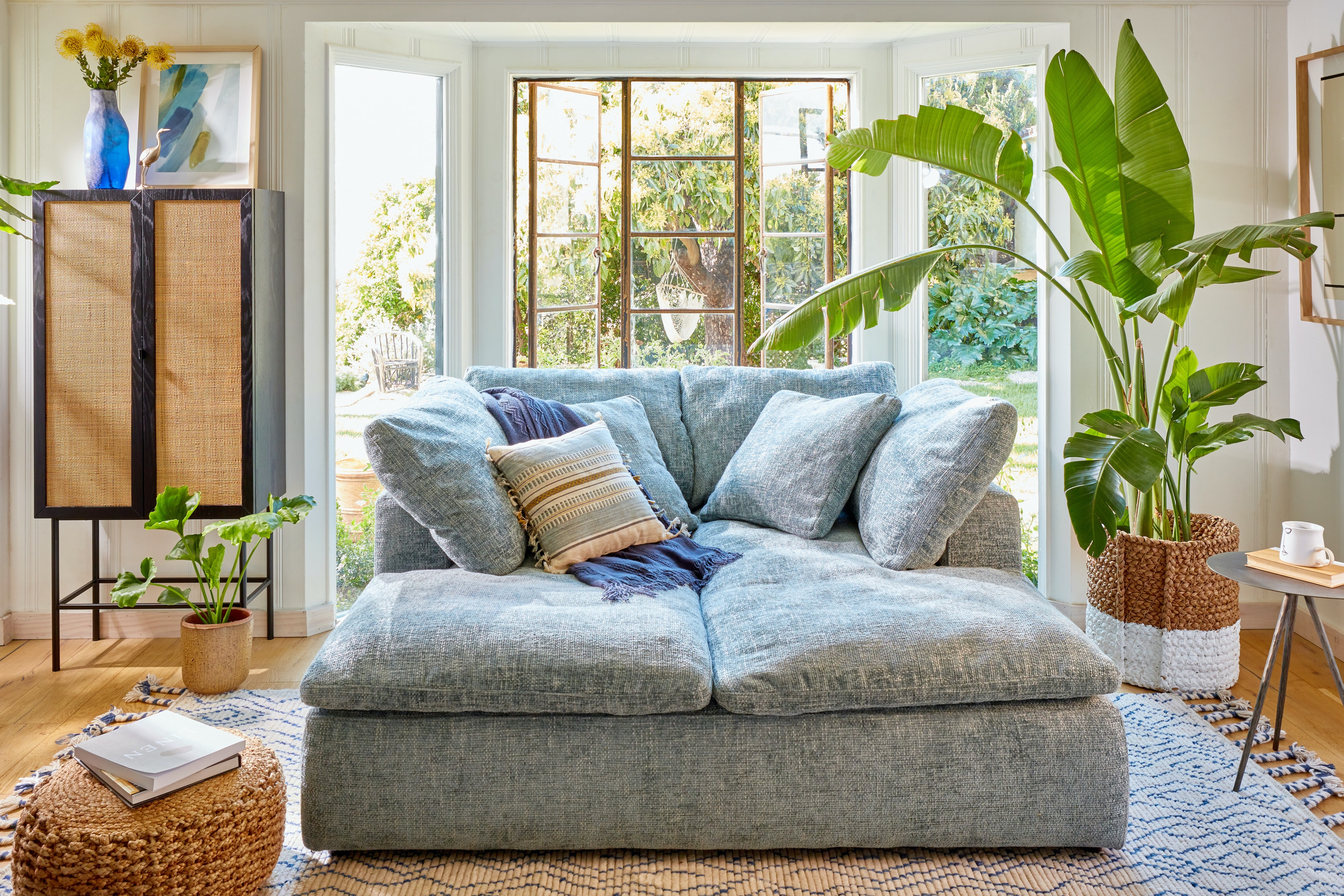 Bryant Daybed Bungalow Slate