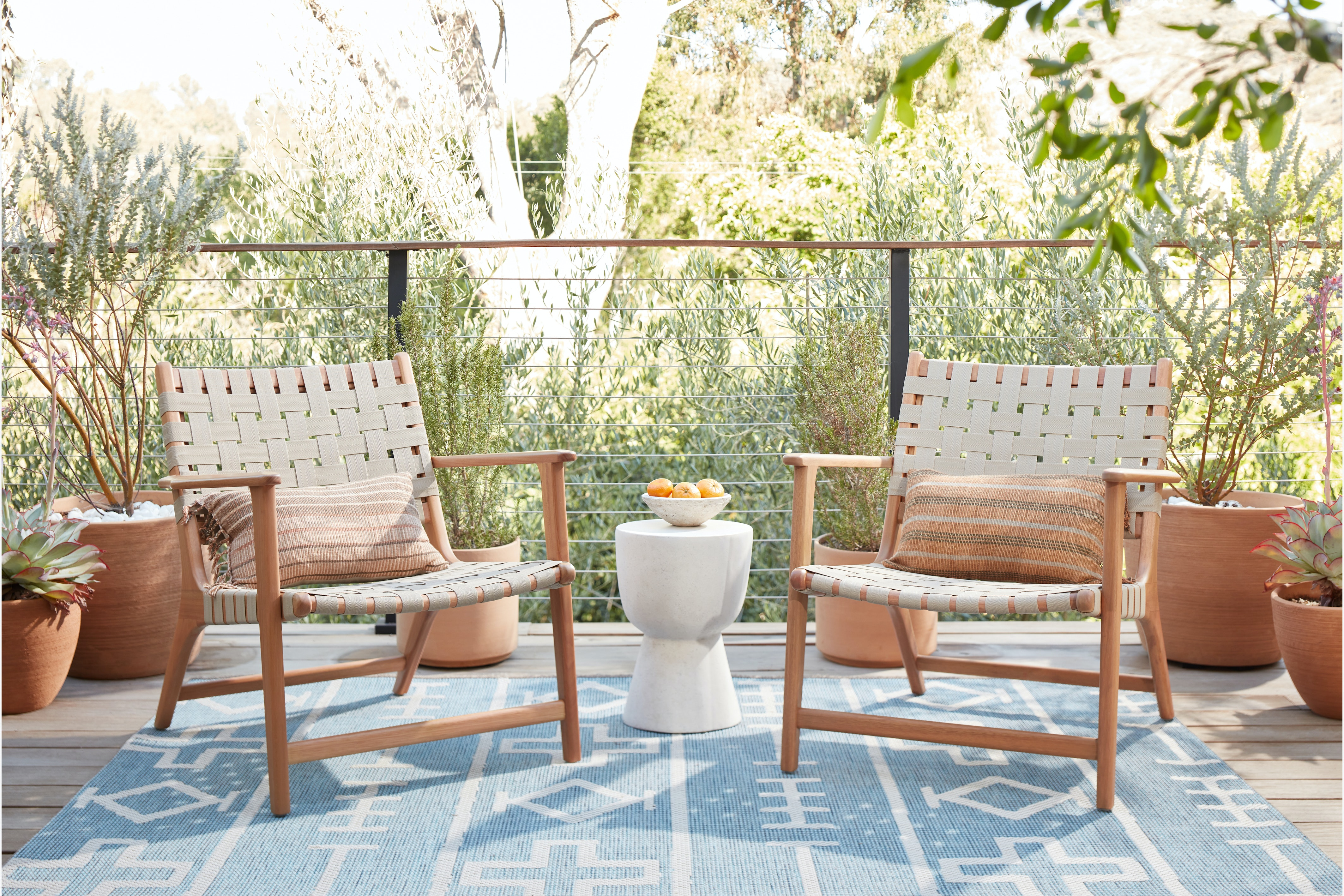 Mulholland Outdoor Chairs HERO