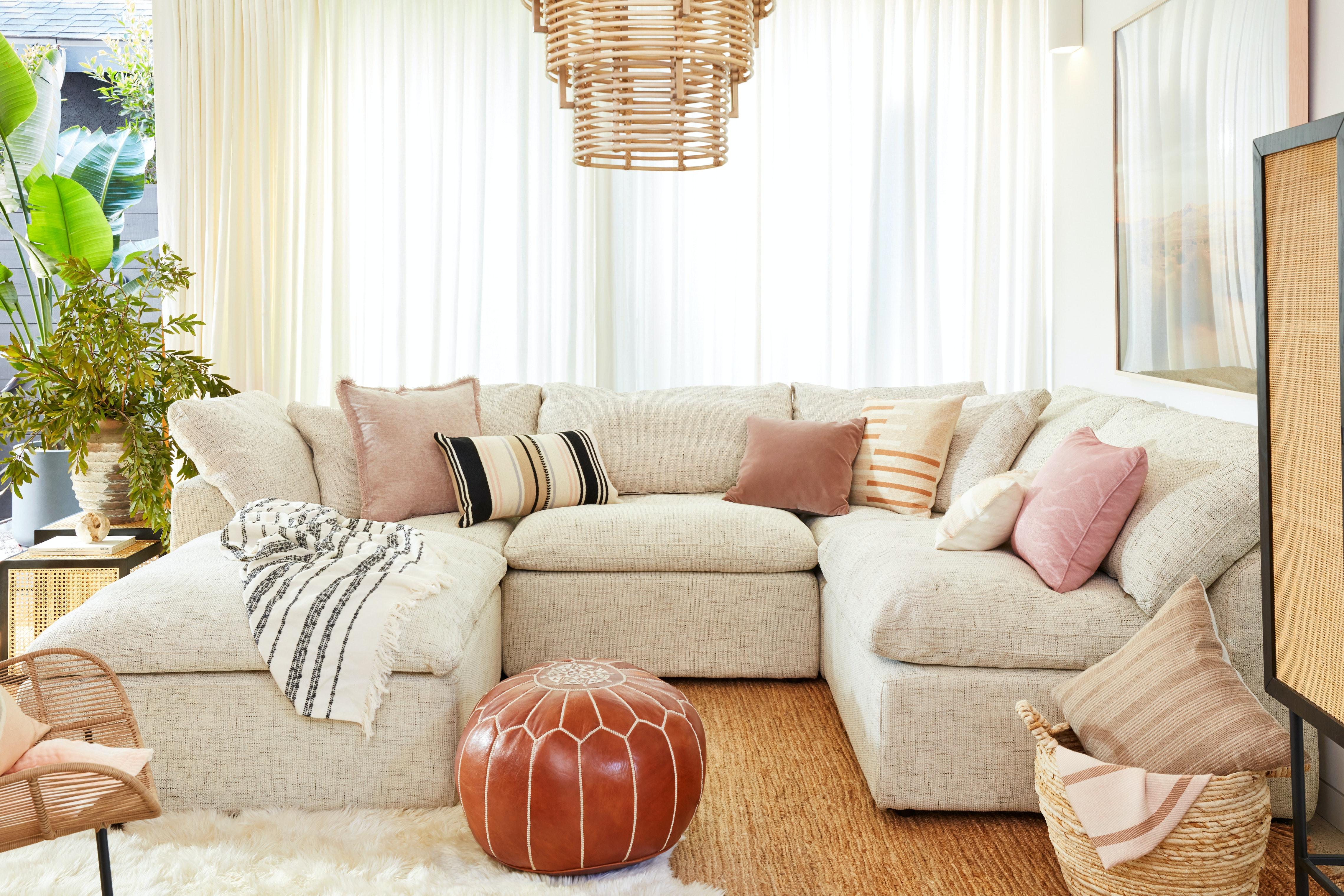 Bryant corner sectional nico oyster