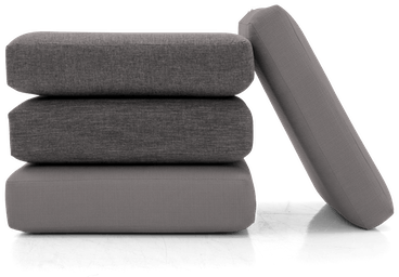 soto cushions and covers %28set%29 taylor felt grey