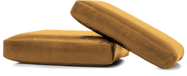 soto leather cushions and covers %28set%29 colonade sycamore