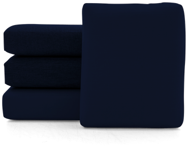 soto concave cushions and covers %28set%29 royale cobalt