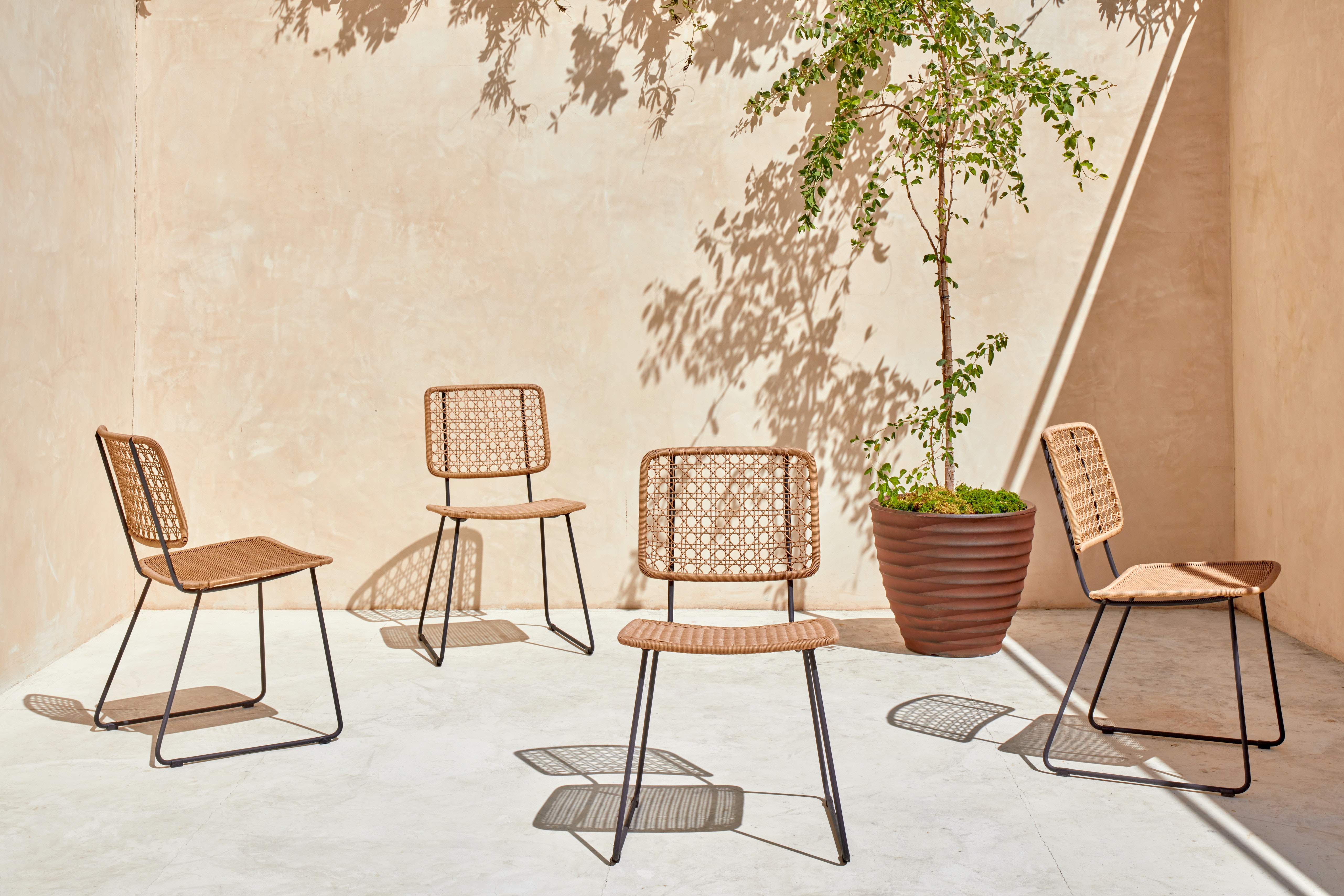 Cabrillo dining chairs